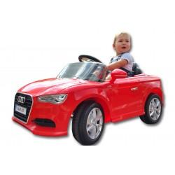 Voiture électrique Audi A3...