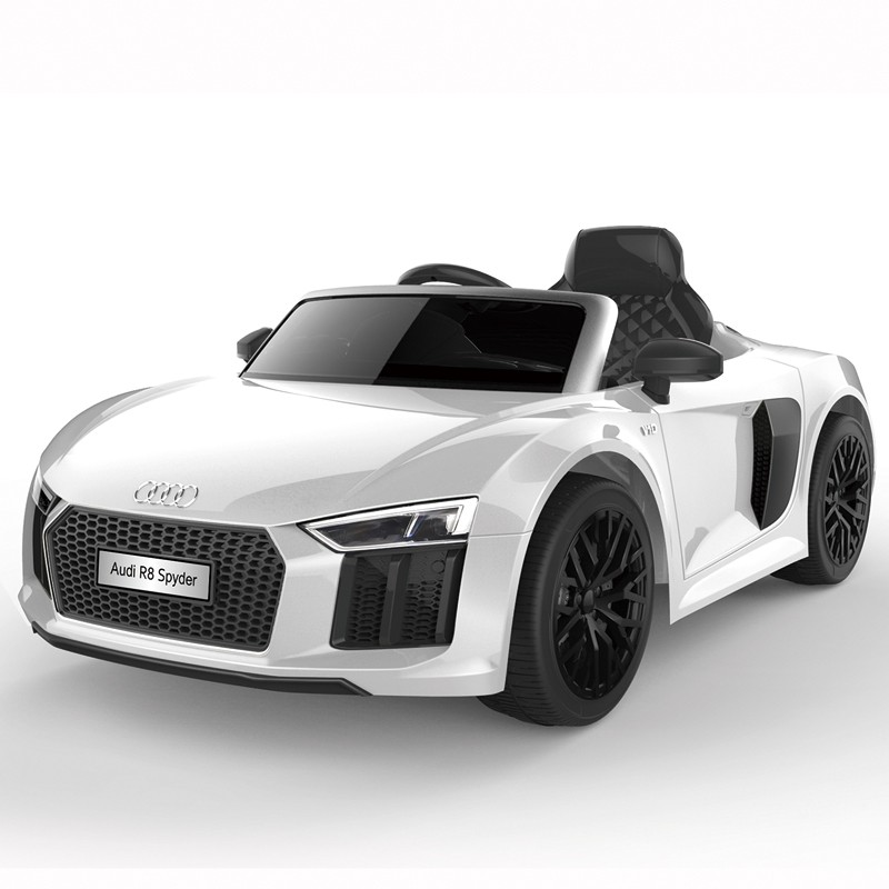 audi r8 sport avec t l commande parentale. Black Bedroom Furniture Sets. Home Design Ideas