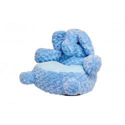 Eléphant Bleu très doux