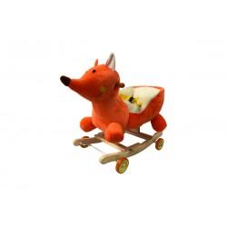 Fox le renard à bascule à...