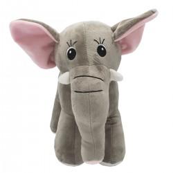 Bébé éléphant peluche